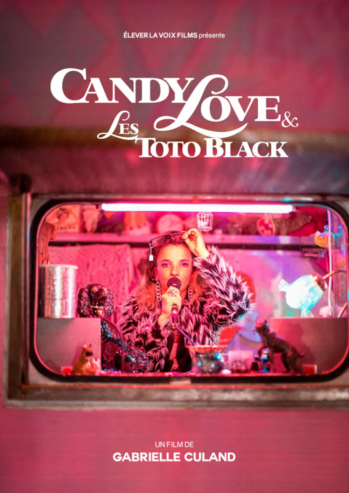 Elever La voix Films Gabrielle Culand Candy Love